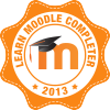 Learn to Moodle Badge