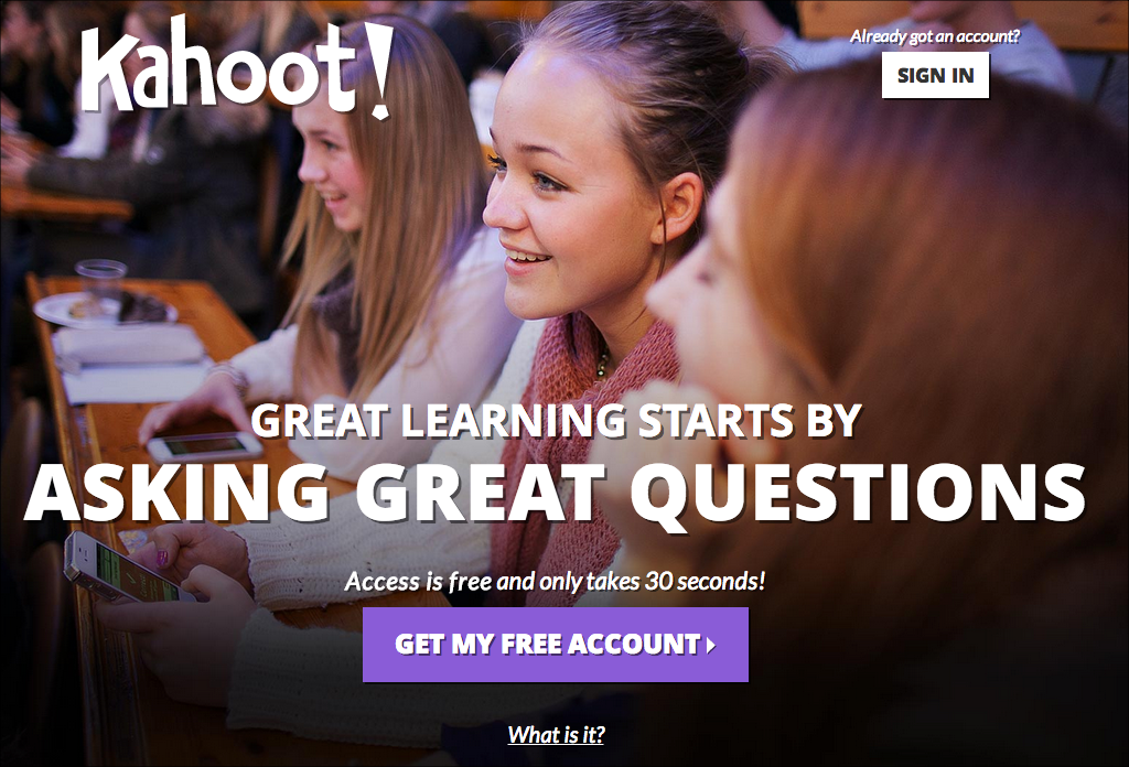 Gaming It Up With Kahoot Digitally Enhanced By Janetta Garton